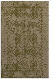 rug #1109542 |  mid-brown damask rug