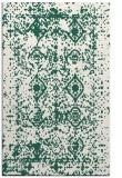 rug #1109562 |  green damask rug