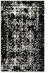 rug #1109570 |  black damask rug