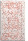 rug #1109658 |  white damask rug