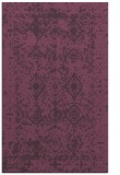 rug #1109662 |  purple faded rug