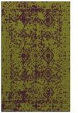 rug #1109666 |  purple traditional rug