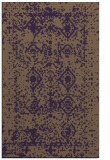 rug #1109670    mid-brown faded rug