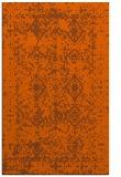 rug #1109702    red-orange popular rug