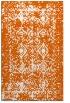 rug #1109706 |  red-orange traditional rug