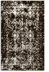 rug #1109726 |  brown traditional rug