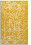 rug #1109742 |  yellow faded rug