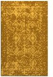 rug #1109754 |  yellow faded rug