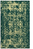 rug #1109758 |  yellow traditional rug