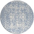 rug #1109845 | round faded rug