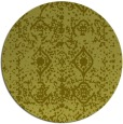 rug #1110130 | round faded rug
