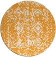 rug #1110156 | round faded rug