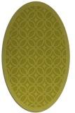 rug #111019 | oval borders rug