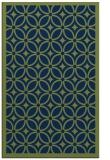 rug #111085 |  green popular rug