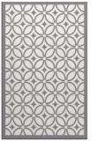 rug #111234    circles rug