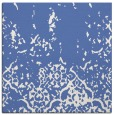 rug #1112418 | square blue faded rug