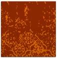 rug #1112638 | square red-orange natural rug