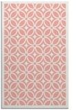 rug #111269 |  pink borders rug