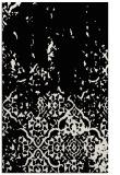 rug #1113110 |  black faded rug