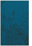 rug #1113174 |  blue-green natural rug