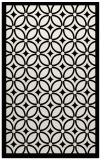 rug #111321 |  white borders rug