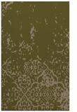 rug #1113222 |  brown traditional rug