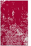 rug #1113226 |  red traditional rug