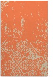 rug #1113318 |  orange traditional rug