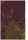 rug #1113346 |  purple faded rug