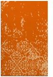 rug #1113378    red-orange faded rug