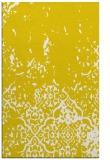 rug #1113430 |  yellow faded rug