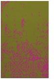 rug #1113450 |  light-green traditional rug