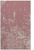rug #1113462 |  pink natural rug