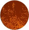 rug #1113476 | round damask rug