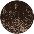 rug #1113488 | round natural rug