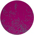 rug #1113513 | round faded rug
