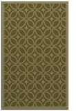 rug #111381 |  light-green circles rug