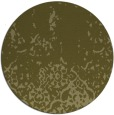 rug #1113822 | round faded rug