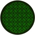 rug #111469   round rug