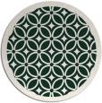 rug #111535 | round circles rug