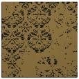 rug #1116078 | square brown rug