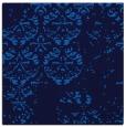 rug #1116082 | square blue traditional rug