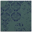 rug #1116090 | square blue faded rug