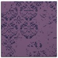 rug #1116150 | square purple faded rug