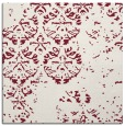 rug #1116274   square pink faded rug