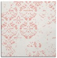 rug #1116282 | square white graphic rug