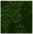 rug #1116334 | square light-green faded rug