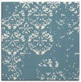 rug #1116358 | square white faded rug