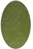 rug #1116548   oval faded rug