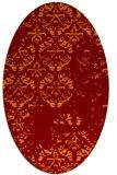rug #1116624 | oval popular rug